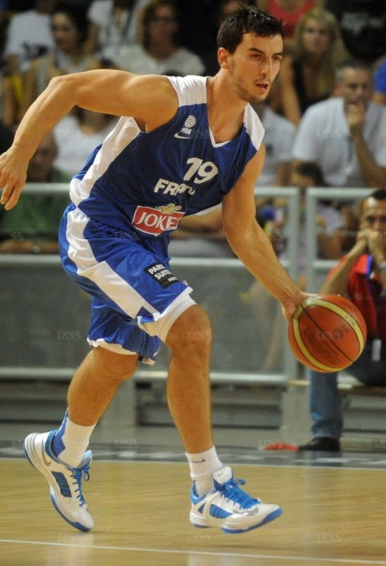 Basket-ball Transfert Westermann à Limoges