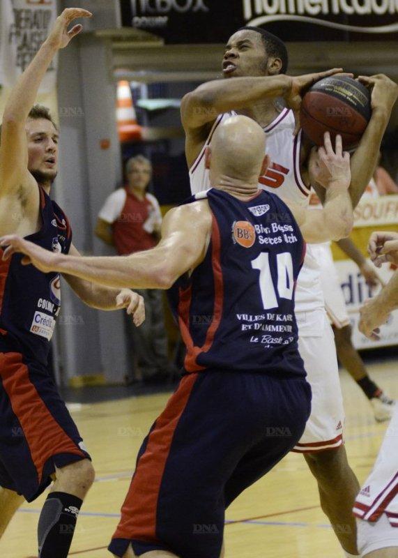 asket-ball Amical : BC Souffelweyersheim – Kaysersberg (79-42) De bons débuts