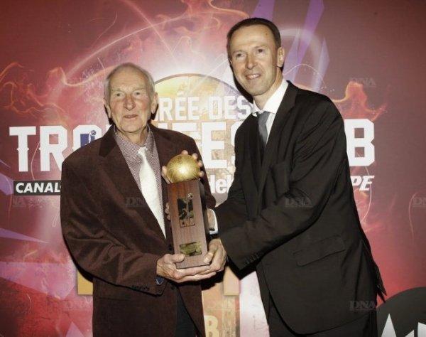 BASKET-BALL - Soirée des Trophées LNB : Vincent Collet, meilleur entraîneur de l'année