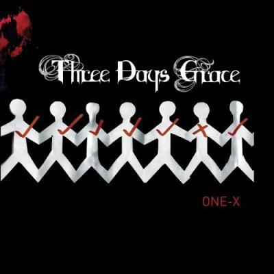TREE DAYS GRACE - ONE X