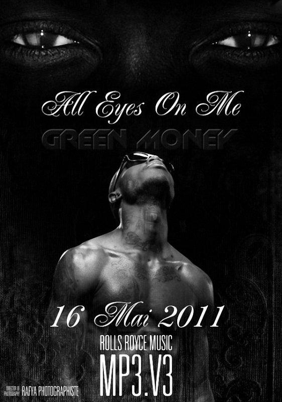 """Green revient le 16 Mai avec sa nouvelle mixtape """"MP3 VOLUME 3"""""""