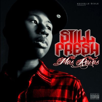 "COVER STILL FRESH ""MES REVES """