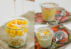 Overnight Oats : Breakfast in a Jar !