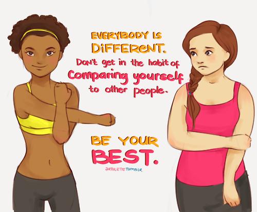 Résultats de recherche d'images pour «se comparer aux autres»