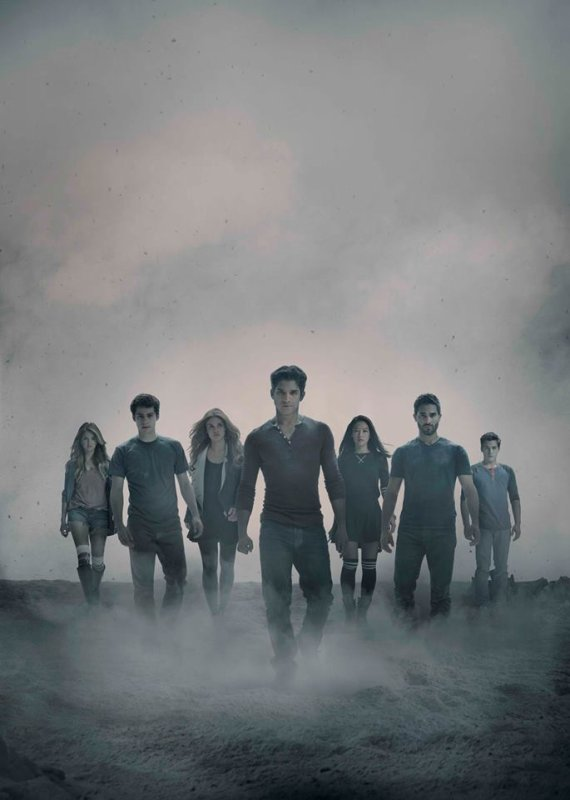 DYLAN DANS TEEN WOLF | PHOTO PROMOTIONNELS