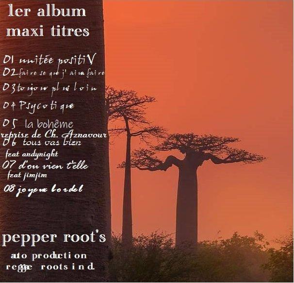 The peper root's
