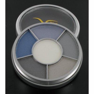 Fard a paupiere 5 couleurset, 6 couleurs   2 .50euros piece
