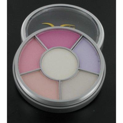 Fard a paupiere 5 couleurset, 6 couleurs   2 .50 euros piece