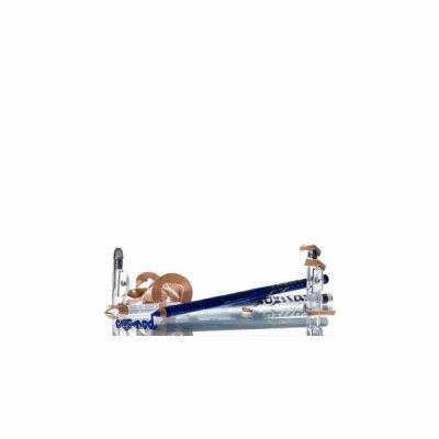 Crayon avec taille sur le capuchon 2 euro couleur :Noir, Bleu, Marron , Blanc , Rose , Gris , Violet,  Vert