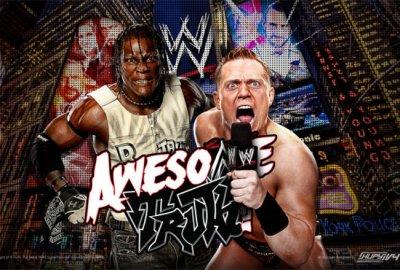 WWE / Awesome Truth U Suck (2011)