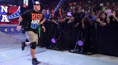 John Cena / John Cena RISE New Trons ABOVE HATE 2011 (2011)