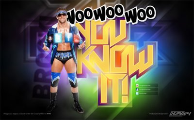 Zack Ryder / Zack Ryder Woo woo woo you know it New Theme 2011 (2011)
