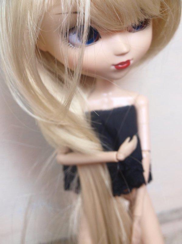 Les dolls dont je suis la marraine