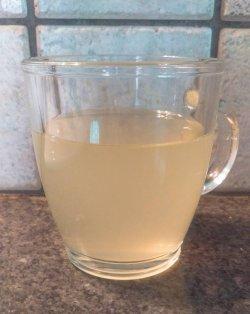 Citronnade antiseptique.