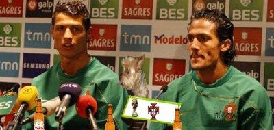 Portugal 0 - 0 Albanie...