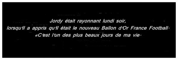 Ballon d'Or France Football 2008