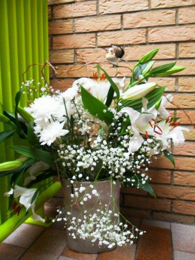 bouquet bureau