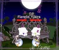Yukira, une folle que j'adore♥