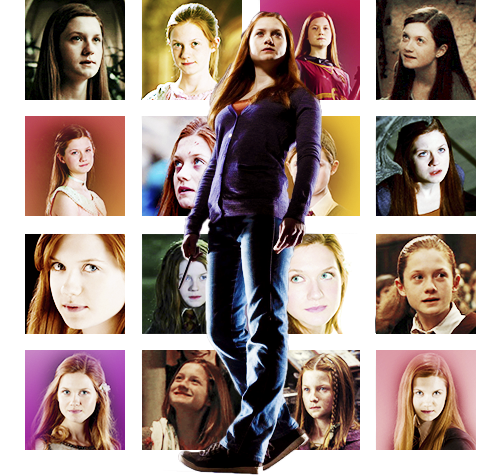 Joyeux Anniversaire Ginny Molly Weasley