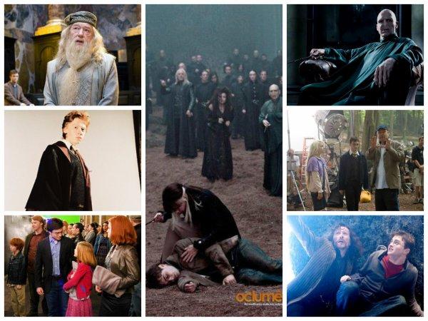 """Test: Quelle est ton patronus? + Nouvelles Photos de la saga """"Harry Potter"""""""