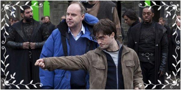 Harry Potter: La suite au cinéma trouve son réalisateur