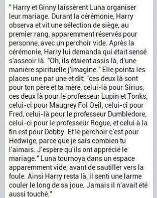 Petite histoire + HP Facts