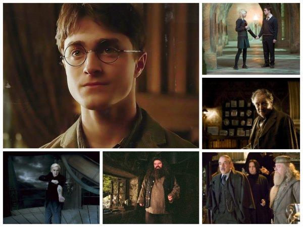 Nouvelles Photos de la saga «Harry Potter» + Le saviez-vous?
