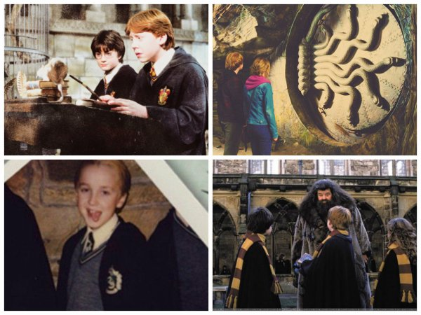 Nouvelles Photos de la saga « Harry Potter » + HP Fact