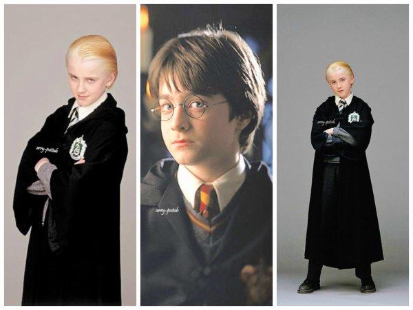 Nouvelles Photos de la saga «Harry Potter» + Sondage des reliques de la mort