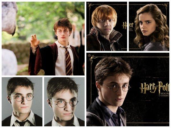 Vidéo Daniel Radcliffe + Nouvelles Photos de la saga «Harry Potter»