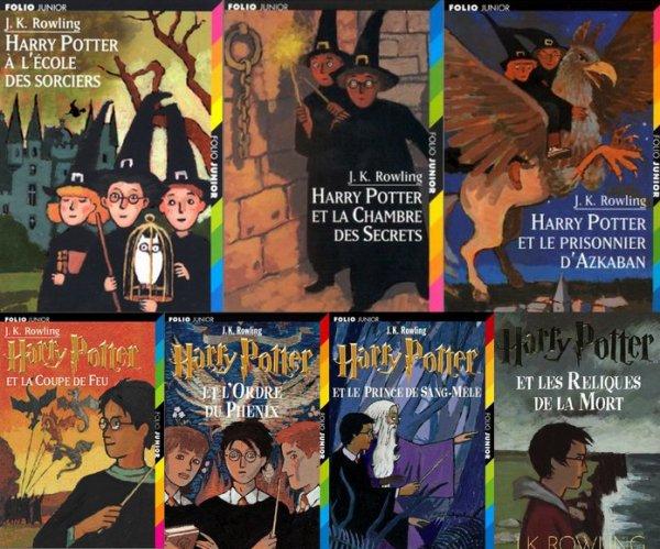 Livre Preferer Des Francais Hp Facts Potterhead