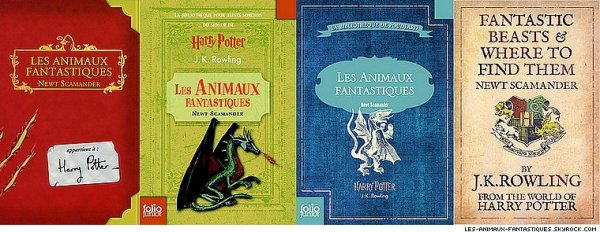 Convention Harry Potter + Date Officiel de la triologie dériver de la saga « Harry Potter »