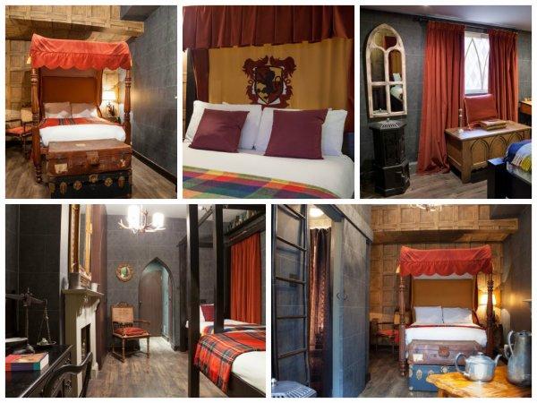 Dormez dans un hôtel Harry Potter + Audiance HP7 Partie 2 sur TF1