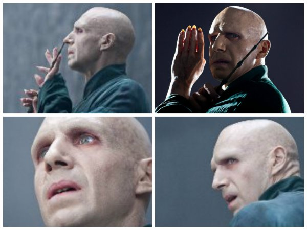 Un texte sur Dolores Ombrage + Nouvelles Photos Promotionelles de Voldemort
