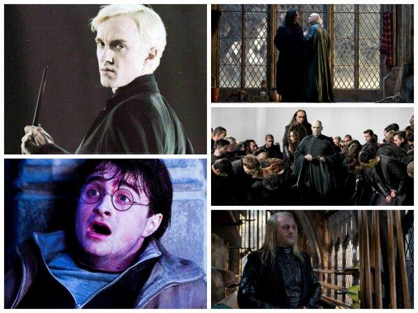 Nouvelles Photos de la saga «Harry Potter» + Vidéo Coup ♥