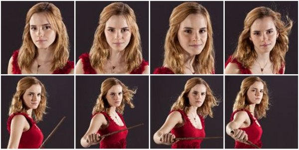 Nouvelles Photos Promotionelles Hermione Granger + HP Facts