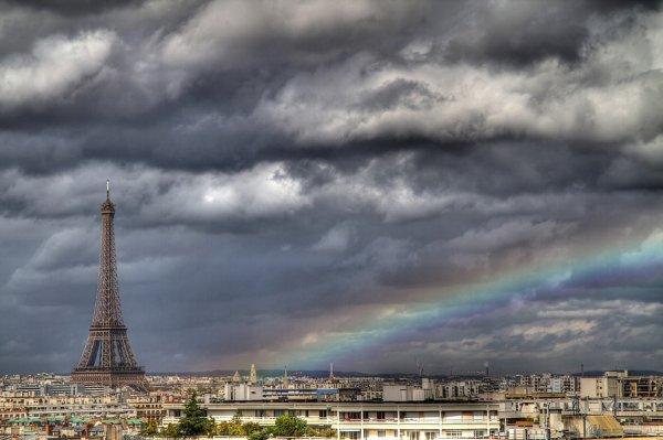 ;)Paris en HDR