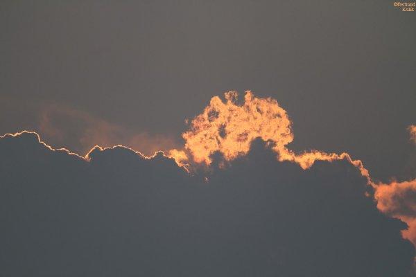 Montagne de lumière