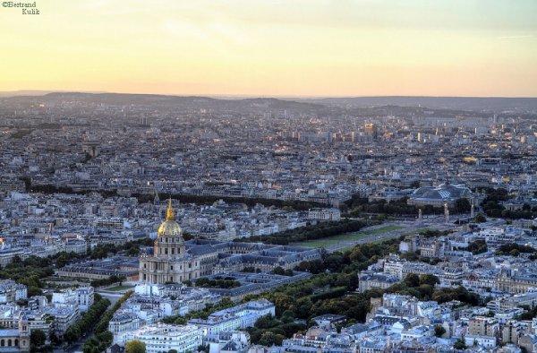 Paris du ciel