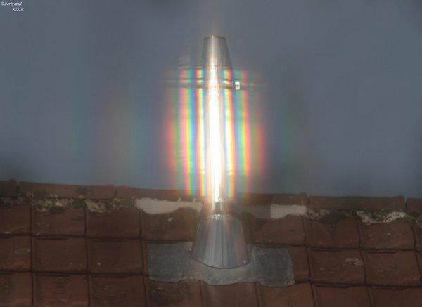 Spectrum chimney