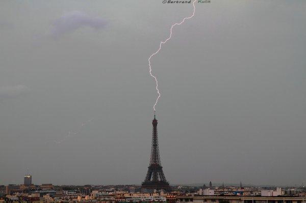 Parisian storm