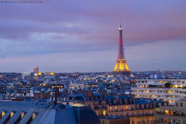 Nuit Parisienne