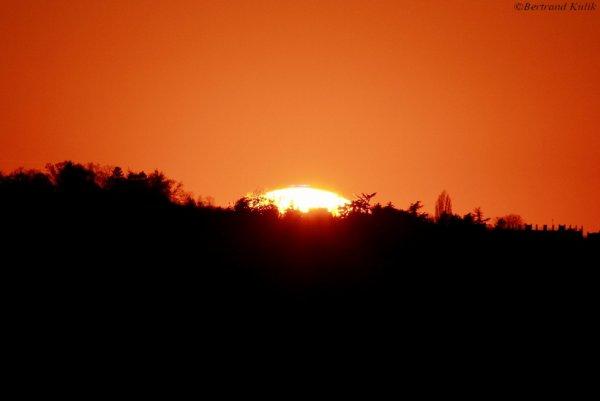Rayon bleu solaire