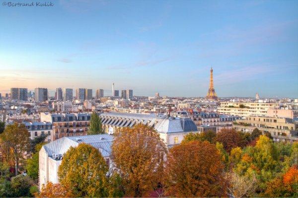 Automne Parisien