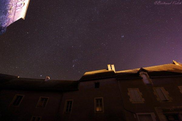 Place sous les étoiles