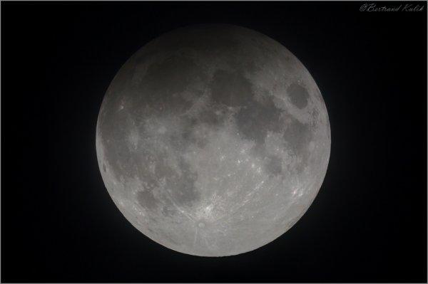 Eclipse pénombrale