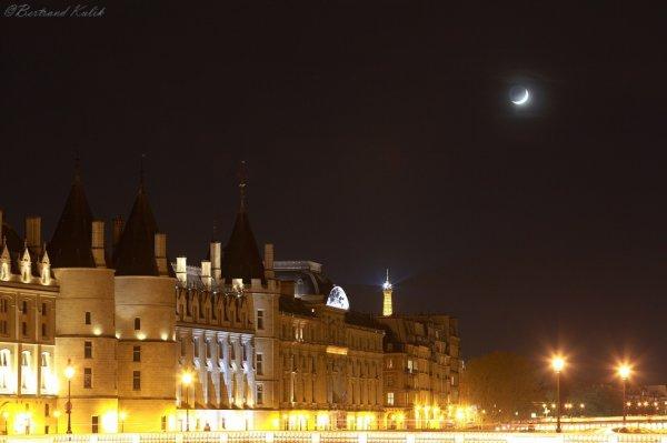 Lune Parisienne