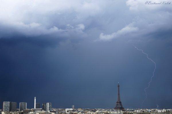 Tempête Parisienne