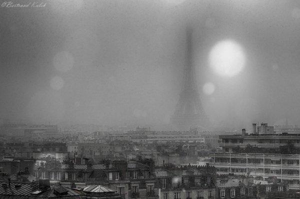 A winter in Paris