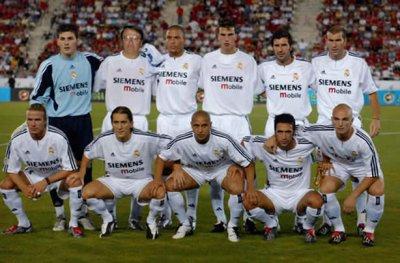 Real Madrid 2004